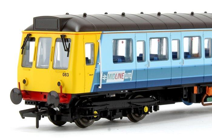 Class 121 Bubble Car Midline Diesel Locomotive No.55033