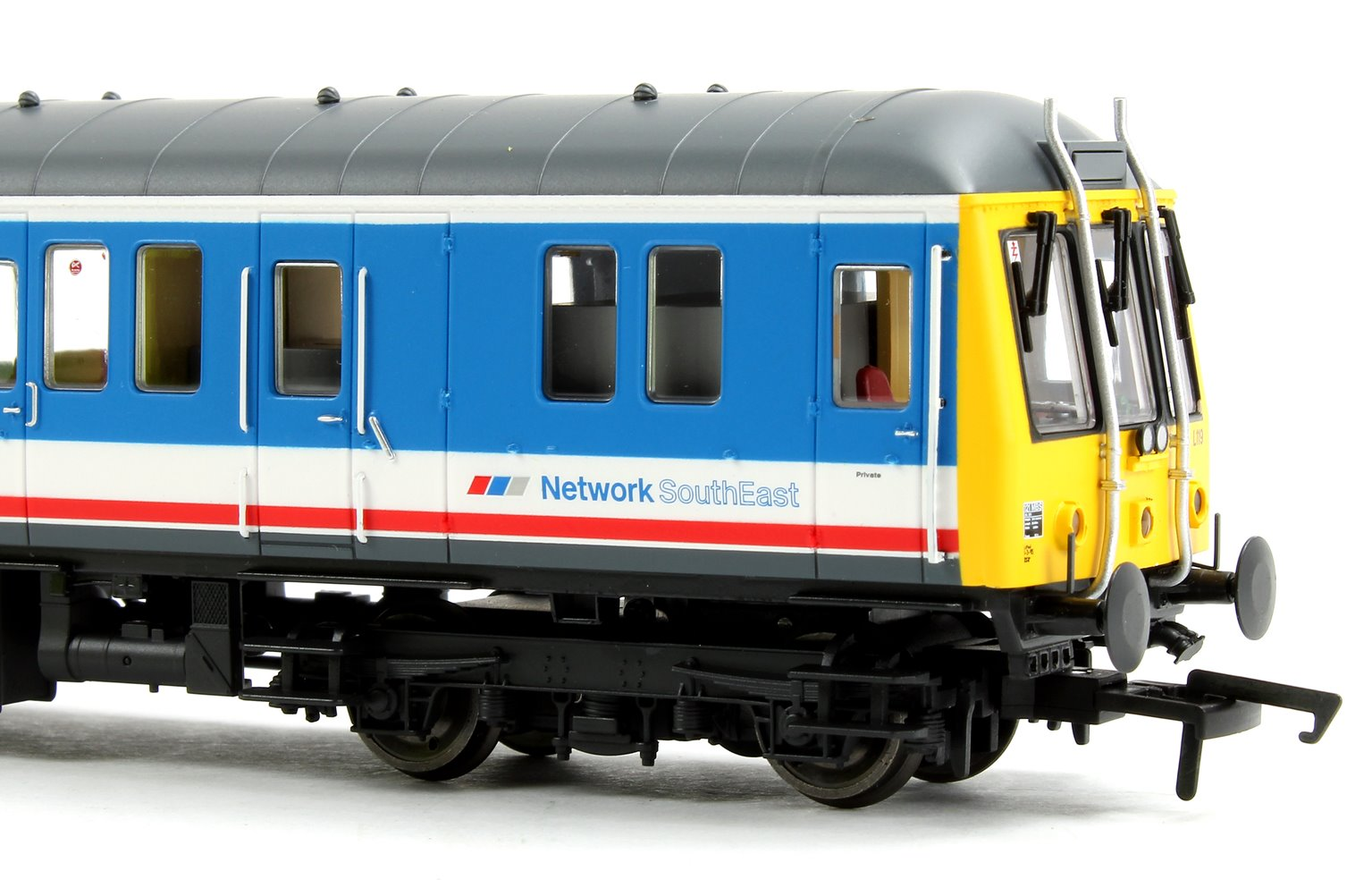 Class 122 975042 (55019) Network South East NSE (Rt Learn)