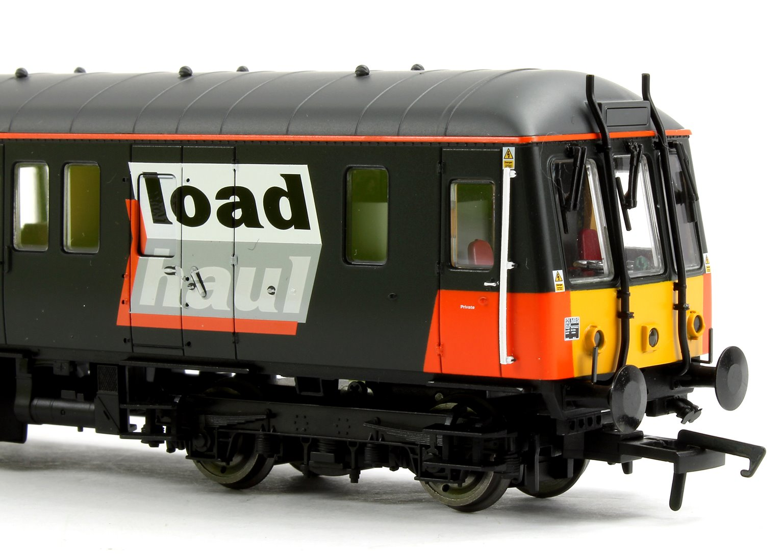 Class 122 55012 Loadhaul (Rt Learn) Diesel Locomotive DCC Fitted