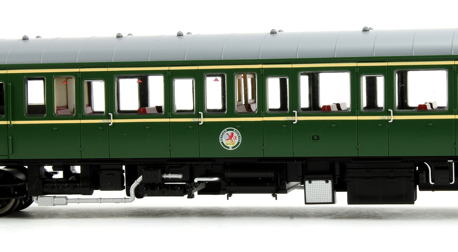 Class 122 55006 BR Green YP Diesel Locomotive DCC Fitted