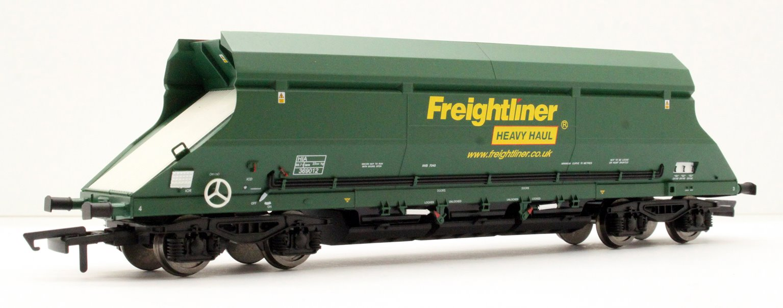 HIA Limestone Hopper Freightliner Heavy Haul 369012 - Green