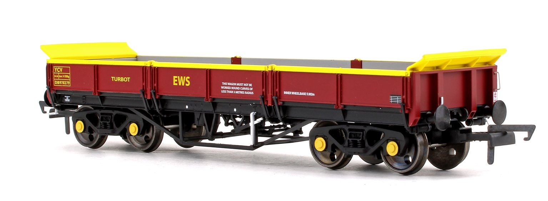 Turbot Bogie Ballast Wagon EWS Livery No.978279