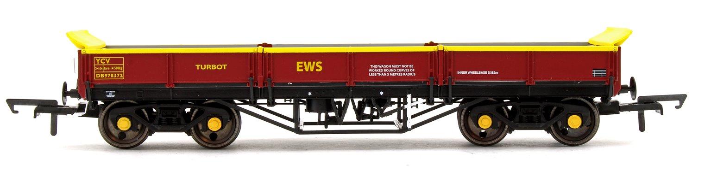 Turbot Bogie Ballast Wagon EWS Livery No.978372