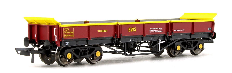 Turbot Bogie Ballast Wagon EWS Livery No.978105