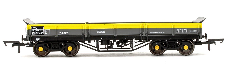 Turbot Bogie Ballast Wagon Engineers Dutch Livery No.978644