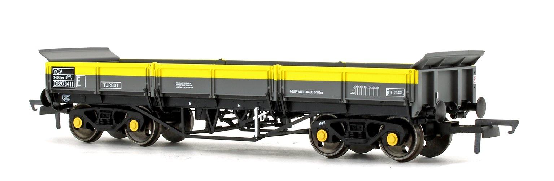 Turbot Bogie Ballast Wagon Engineers Dutch Livery No.978411