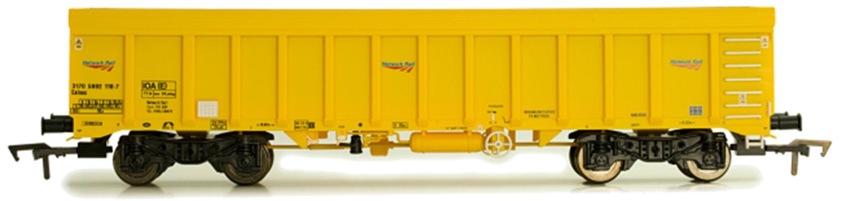 IOA Ballast Wagon Network Rail Yellow 3170 5992 104-7