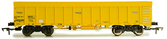 IOA Ballast Wagon Network Rail Yellow 3170 5992 104-7