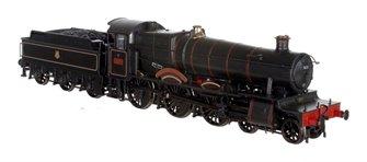 """Hook Norton Manor"" BR Lined Black (Early Emblem) 78xx Manor Class 4-6-0 Steam Locomotive No.7823"