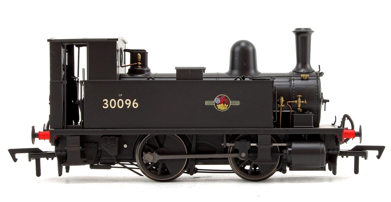 LSWR Class B4  BR Black (Late Crest) 0-4-0 Tank Locomotive No.30096