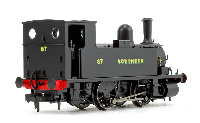 LSWR Class B4 Southern Black 0-4-0 Tank Locomotive No.87