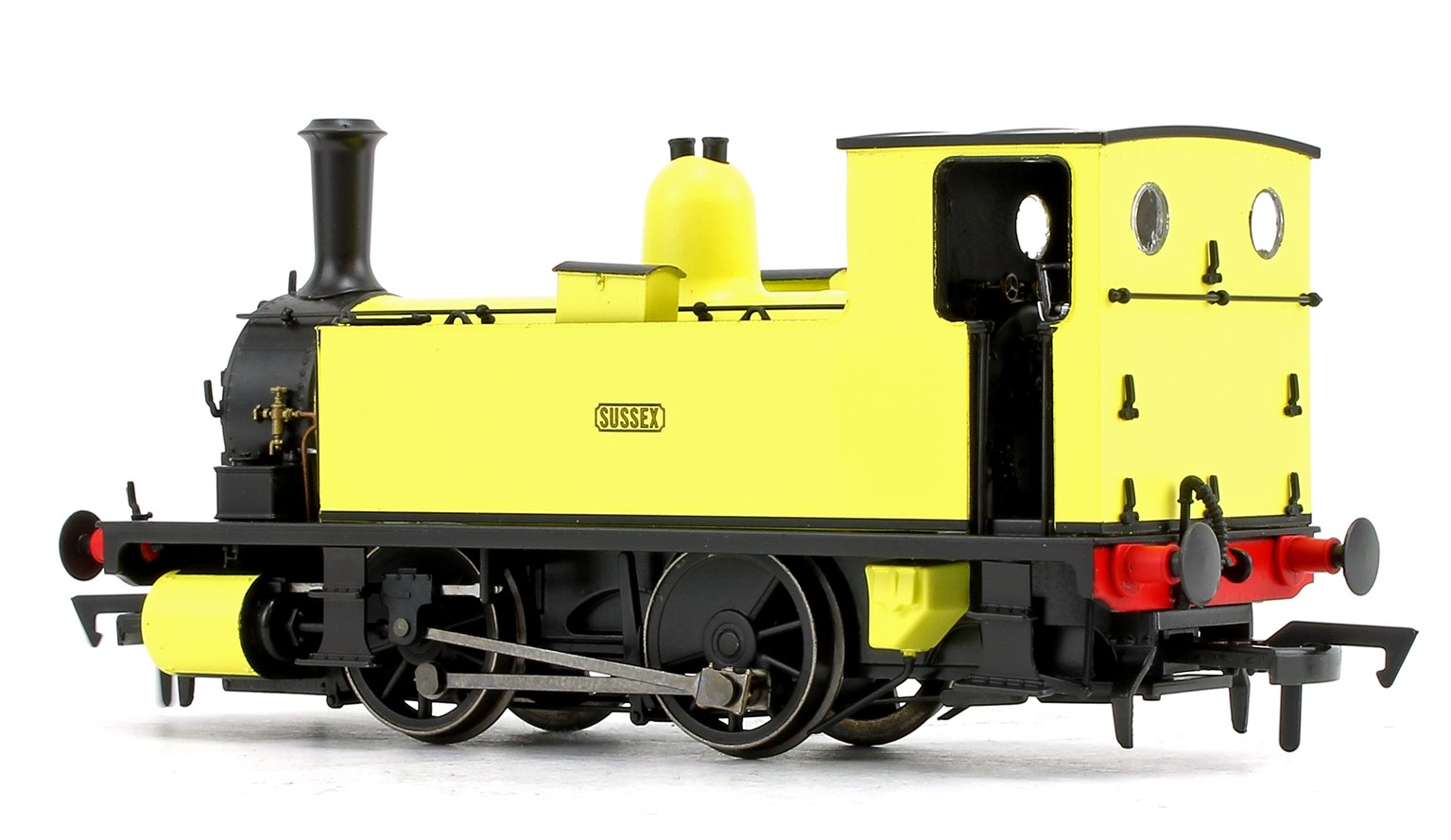LSWR Class B4 'Sussex' Yellow 0-4-0 Tank Locomotive DCC FITTED