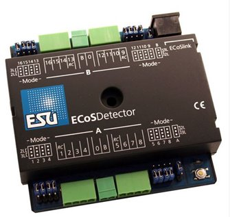 ECosDetector Feedback Module - 16 Inputs