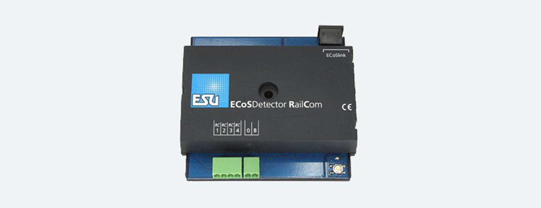 ECoS detector RC 4 inputs