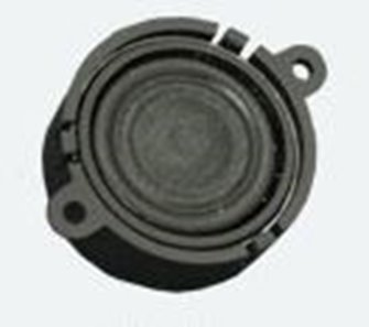Loudspeaker 20mm, round, 4 Ohms, 1~2W with sound chamber - Loksound 4.0/Micro 4.0