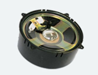 Loudspeaker 78mm, round, 8-32 Ohms with sound chamber - Loksound 3.5 XL