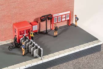 5053 Modern Era Platform Accessories Kit