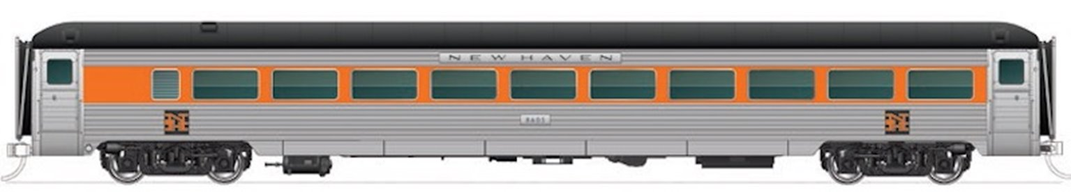 New Haven 8600 Series Coach New Haven McGinnis w/skirts #8614