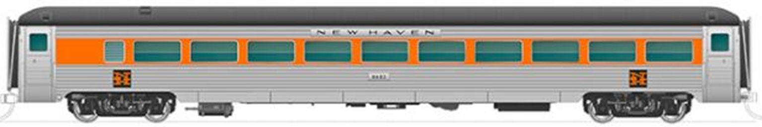 New Haven 8600 Series Coach New Haven McGinnis w/o skirts #8602