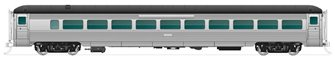 New Haven 8600 Series Coach w/skirts,  Unlettered