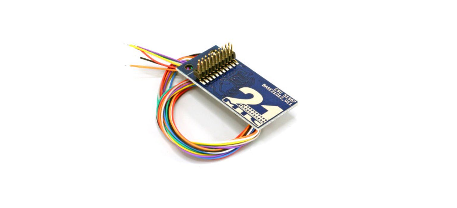 Adapter board 21MTC with 8 amplified outputs with solder pads & wires