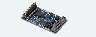 21 Pin Adapter board plus Aux 3/4, 2 x servo, smoke unit