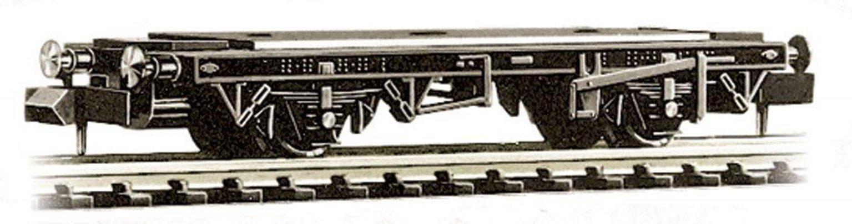 15ft Wheelbase Steel Type Wagon Chassis Kit