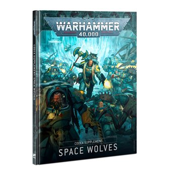 Warhammer 40,000 Codex Supplement: Space Wolves