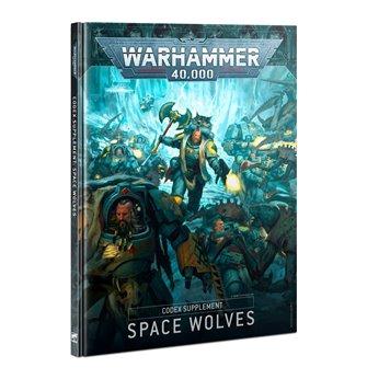 Warhammer 40,000 Codex Supplement: Space Wolves