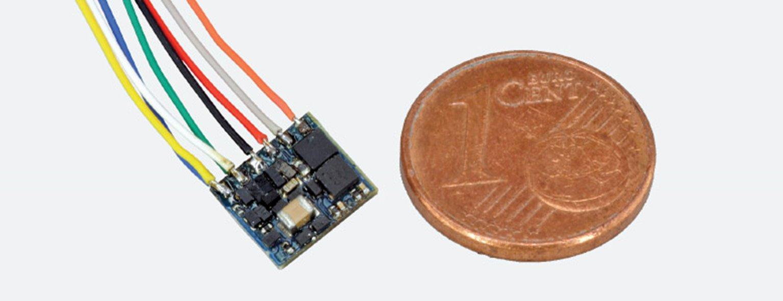 LokPilot FX Nano 8 Pin