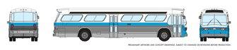 N Gauge New Look Bus – Montreal