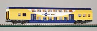 Piko 57602 Metronom Double Decker Coach