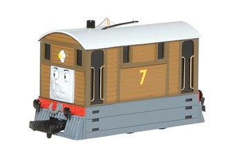 Toby The Tram Engine (with Moving Eyes)