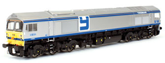 Class 59 002 'Alan J Day' Foster Yeoman Diesel Locomotive DCC Fitted with Smoke!