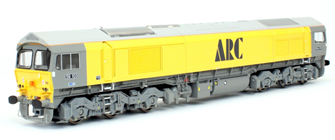 Class 59 103 'Village of Mells' ARC Diesel Locomotive DCC Fitted with Smoke