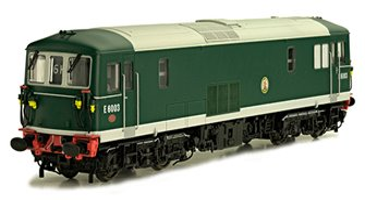 Class 73 - E6003 BR Green Diesel Locomotive