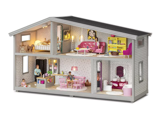 Lundby Life Doll's House 4 Rooms