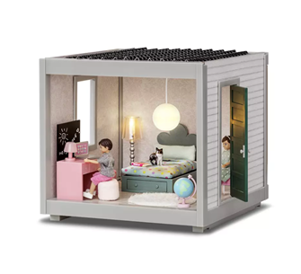 Lundby Doll's House 22cm Room