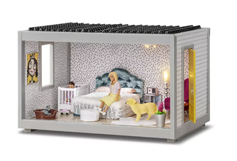 Lundby Doll's House 33cm Room