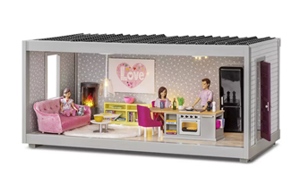 Lundby Doll's House 44cm Room