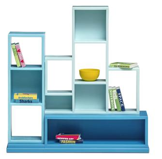 Lundby Doll's House Bookshelf Set