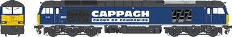 Class 60 Cappagh/DCRail blue 60028