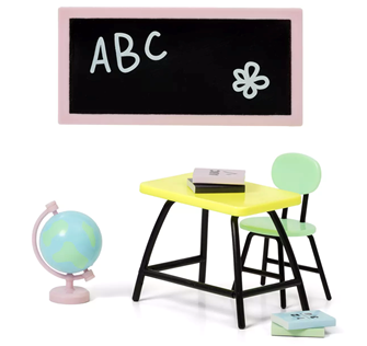 Lundby Doll's House School Accessories