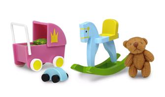 Lundby Doll's House Toy Set