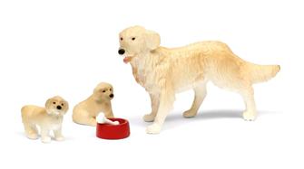 Lundby Doll's House Animal Dog Set