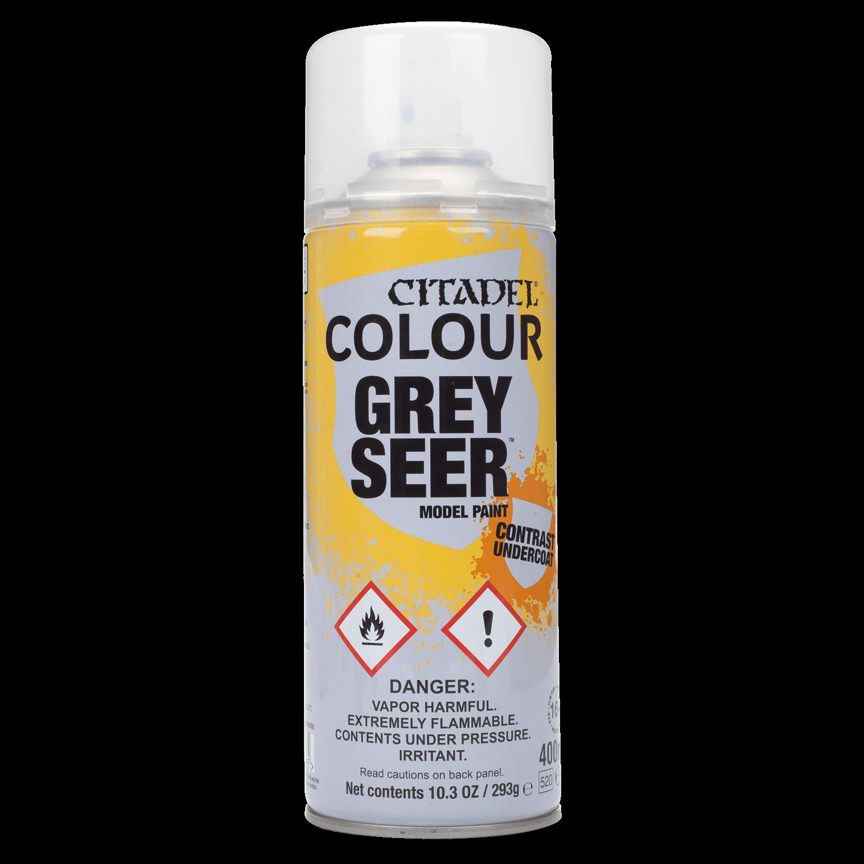 Citadel Grey Sheer Spray (400ml)