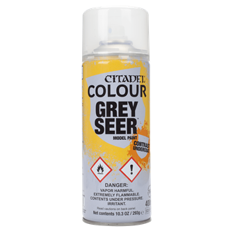 Citadel Grey Sheer Spray (400ml)
