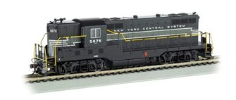 EMD GP7 New York Central System #5676 (DCC On Board)