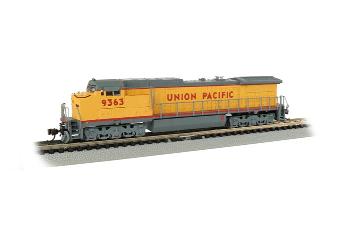 GE Dash 8-40CW Diesel Union Pacific® #9363 - DCC Sound Fitted