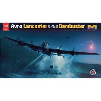 Avro Lancaster B Mk III Dambuster ED932/AJ-G